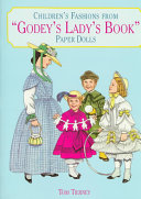 Children s Fashions from Godey s Lady s Book Paper Dolls
