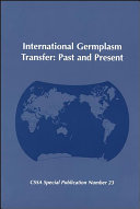 International Germplasm Transfer Book