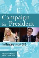 Campaign for President Pdf/ePub eBook