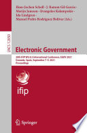 Electronic Government Book