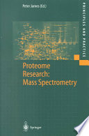 Proteome Research  Mass Spectrometry