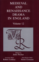 Medieval and Renaissance Drama in England [Pdf/ePub] eBook