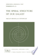 The Spiral Structure Of Our Galaxy