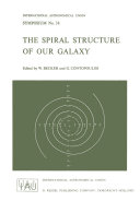 The Spiral Structure of Our Galaxy Pdf/ePub eBook