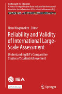 Reliability and Validity of International Large Scale Assessment