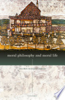 Moral Philosophy and Moral Life