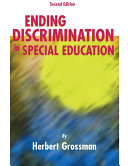 ENDING DISCRIMINATION IN SPECIAL EDUCATION