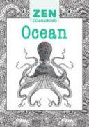 Zen Colouring - Ocean