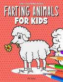 The Coloring Book Farting Animals For Kids