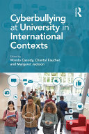 Cyberbullying at University in International Contexts