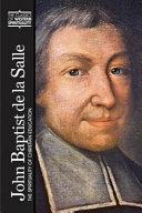 Pdf John Baptist de la Salle Telecharger