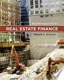 An Introduction to Real Estate Finance Book