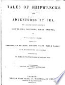 Tales of Shipwrecks and Adventures at Sea Book