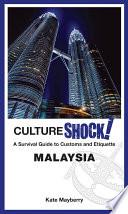 CultureShock  Malaysia