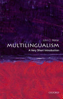 Multilingualism  a Very Short Introduction