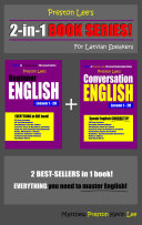 Preston Lee   s 2 in 1 Book Series  Beginner English   Conversation English Lesson 1     20 For Latvian Speakers