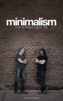 Minimalism: Live a Meaningful Life Pdf