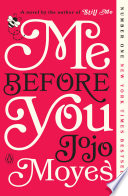 Me Before You Book