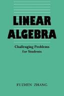Pdf Linear Algebra