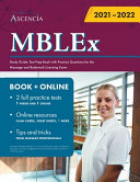 link to MBLEx test prep 2021 - 2022 study guide : test prep book with practice questions for the massage and bodywork licensing exam. in the TCC library catalog