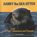 Sabby the Sea Otter Book