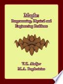 Maple Book PDF