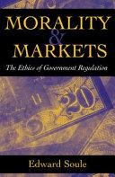 Morality   Markets