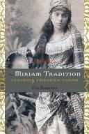 The Miriam Tradition [Pdf/ePub] eBook