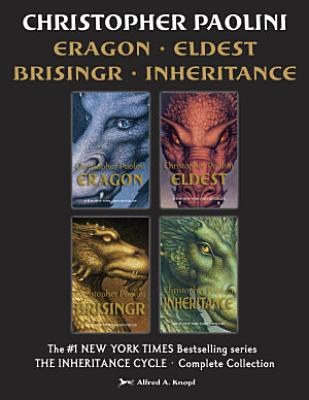 Book cover of 'The Inheritance Cycle Complete Collection' by Christopher Paolini