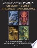 """The Inheritance Cycle 4-Book Collection: Eragon; Eldest; Brisingr; Inheritance"" by Christopher Paolini"