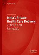 India   s Private Health Care Delivery
