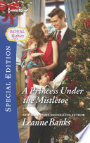 A Princess Under the Mistletoe Book