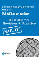 Revise Pearson Edexcel GCSE  9 1  Mathematics Grades 7 9 Revision and Practice