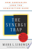 The Synergy Trap  Asia Pacific Edition