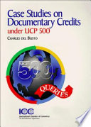 Case Studies on Documentary Credits Under UCP 500