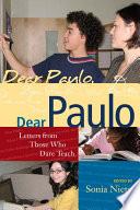 Dear Paulo