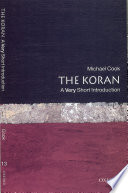 The Koran  A Very Short Introduction
