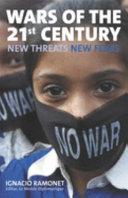 Wars of the 21st Century