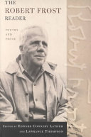 The Robert Frost Reader