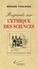 Pdf Regards sur l'éthique des sciences Telecharger