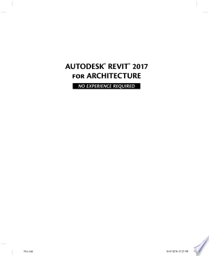Download Autodesk Revit 2017 for Architecture Free Books - Dlebooks.net