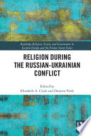 Religion During The Russian Ukrainian Conflict