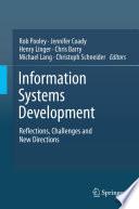 Information Systems Development Book