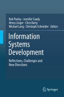 Pdf Information Systems Development Telecharger