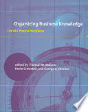 Organizing Business Knowledge Book