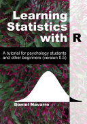 Learning Statistics with R