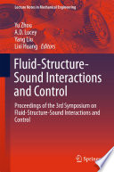 Fluid Structure Sound Interactions and Control Book