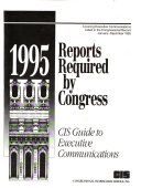 Reports Required by Congress
