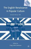 The English Renaissance in Popular Culture [Pdf/ePub] eBook
