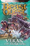 Beast Quest: Verak the Storm King